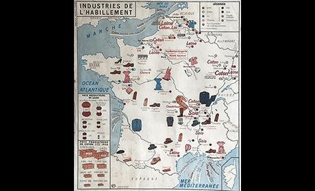 Cartographie-Industries-Habillement-1956