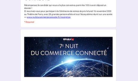 Nuit du Commerce Connecté