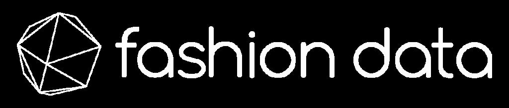 logo fashion data blanc
