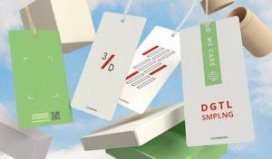 Charming pour des étiquettes et des emballages durables