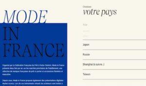 Mode in France