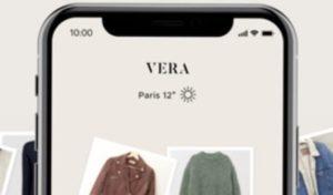 Vera : App Dressing Virtuel