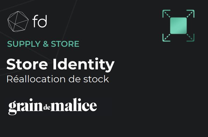 Use case store identity fashion data